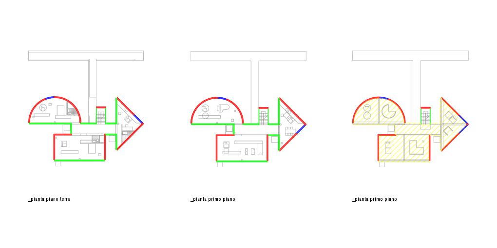 3 - Elementi di separazione tra interno ed esterno