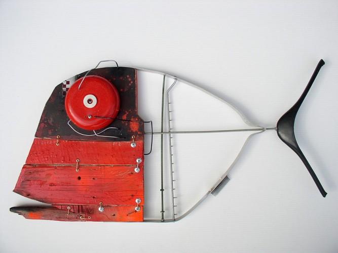 Costruire pesci in legno profilati alluminio for Contenitore per pesci