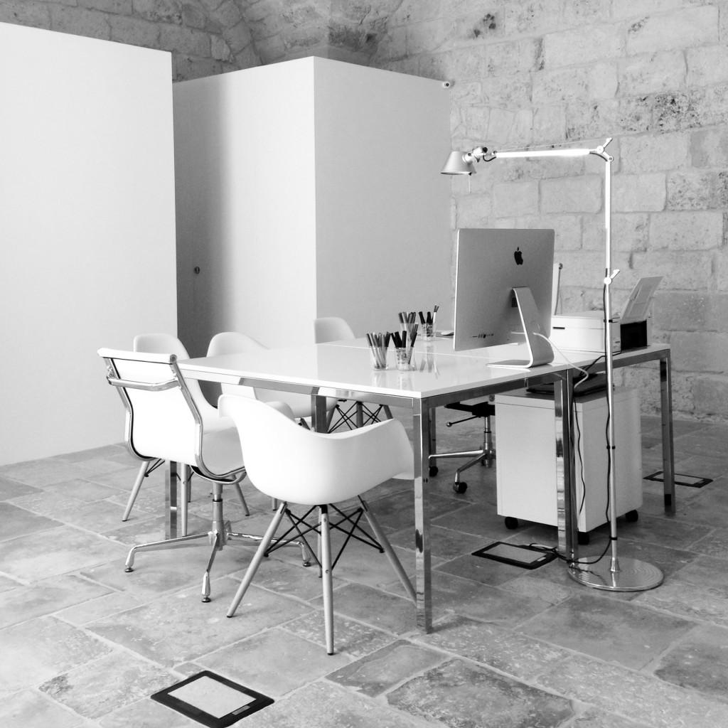 configurazione studio di progettazione laboratorio design architettura d'interni prettista bitritto bari