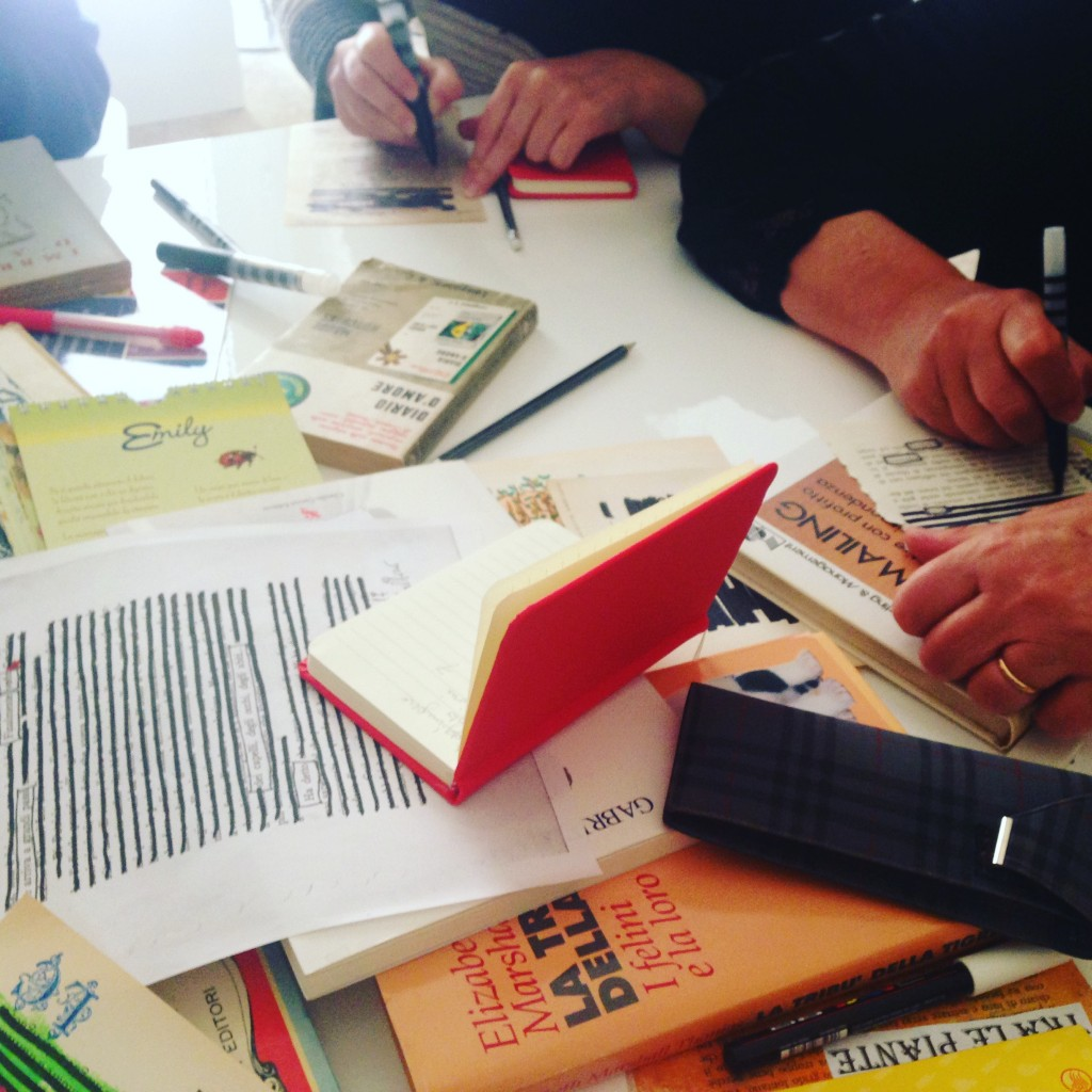laboratorio caviardage poesia scrittura creativa metodo tina festa bitritto bari