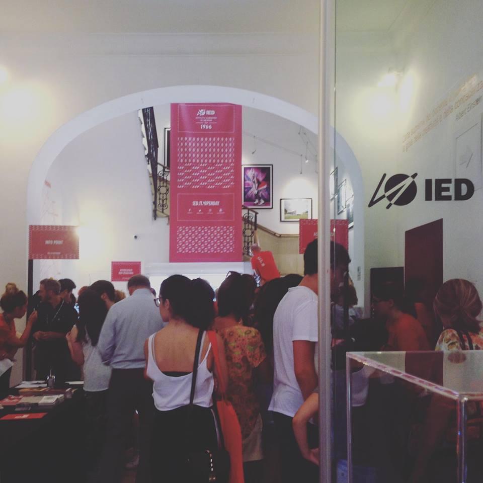 nicola castellano designer IED open day 13 luglio 2017 Roma via alcamo via casilina_02