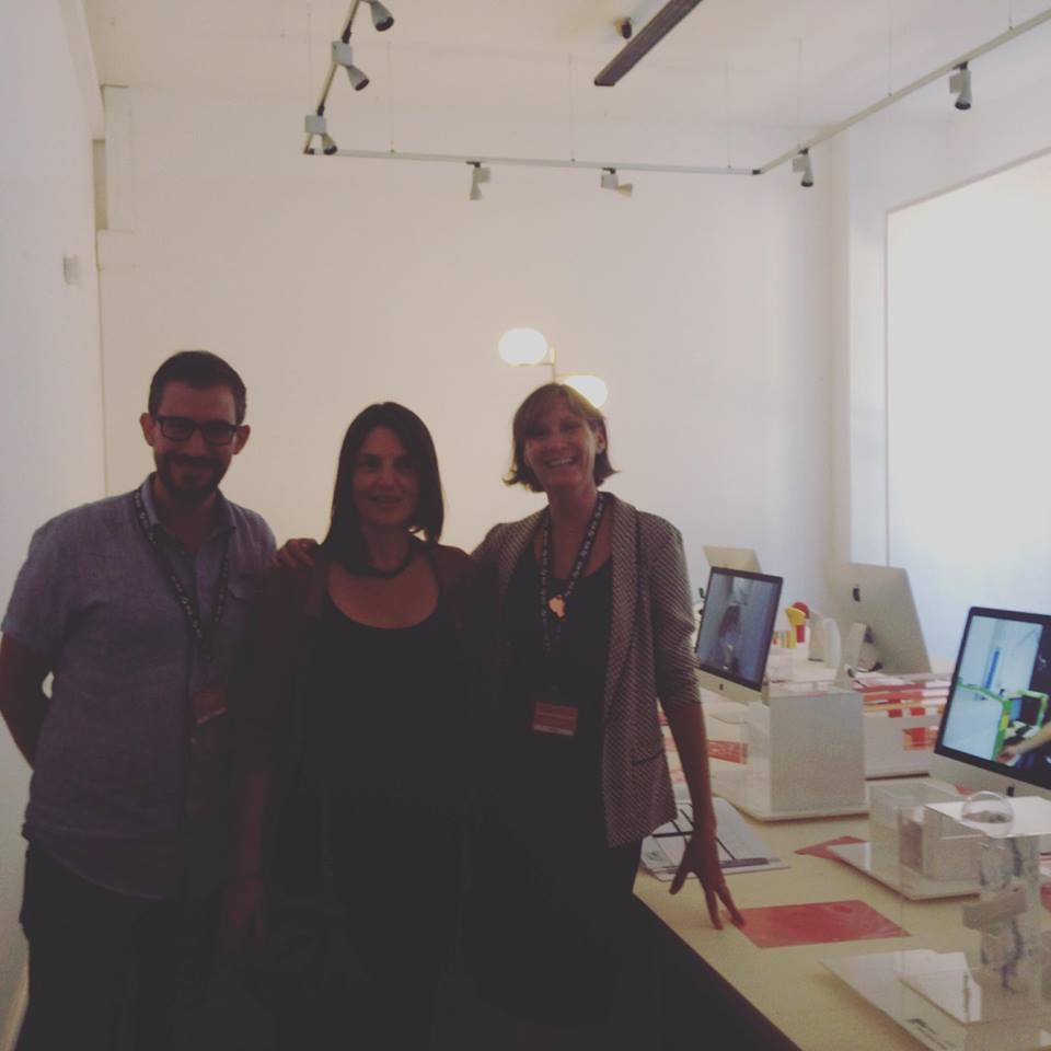 nicola castellano designer IED open day 13 luglio 2017 Roma via alcamo via casilina_03